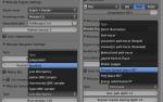 Render settings form mistuba exporter